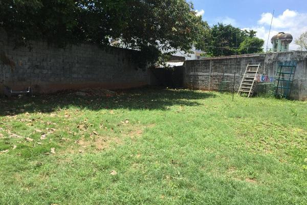 Foto de terreno habitacional en venta en  , centro sct tabasco, centro, tabasco, 8889455 No. 04