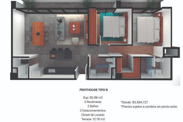 Foto de departamento en venta en  , centro industrial tlalnepantla, tlalnepantla de baz, méxico, 12265750 No. 06