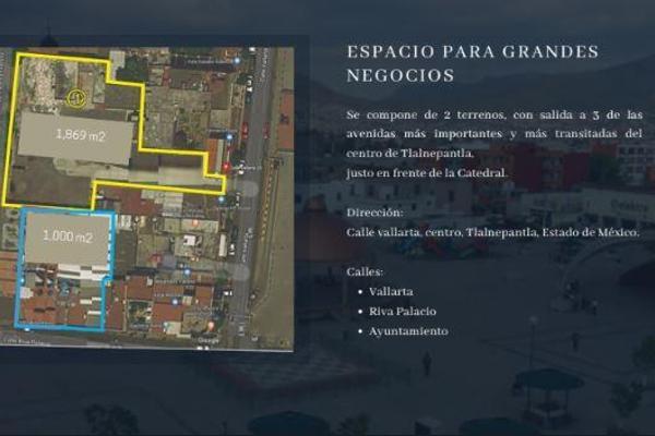 Foto de terreno habitacional en venta en  , centro industrial tlalnepantla, tlalnepantla de baz, méxico, 0 No. 06