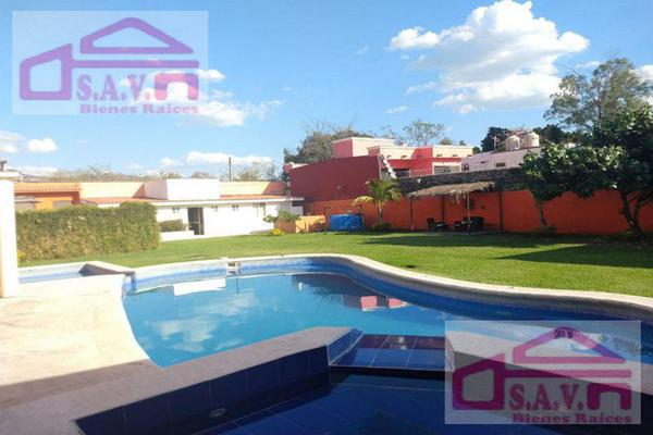 Foto de casa en renta en  , centro jiutepec, jiutepec, morelos, 10110568 No. 01