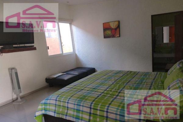 Foto de casa en renta en  , centro jiutepec, jiutepec, morelos, 10110568 No. 20