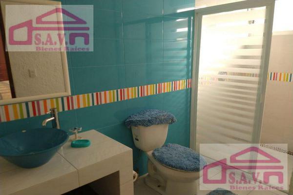 Foto de casa en renta en  , centro jiutepec, jiutepec, morelos, 10110568 No. 25