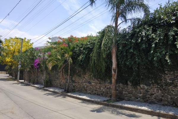 Foto de terreno habitacional en venta en  , centro jiutepec, jiutepec, morelos, 15380261 No. 06