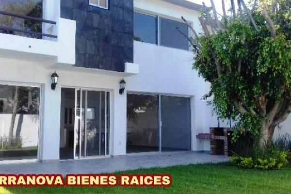 Foto de casa en venta en  , residencial lomas de jiutepec, jiutepec, morelos, 6125873 No. 01