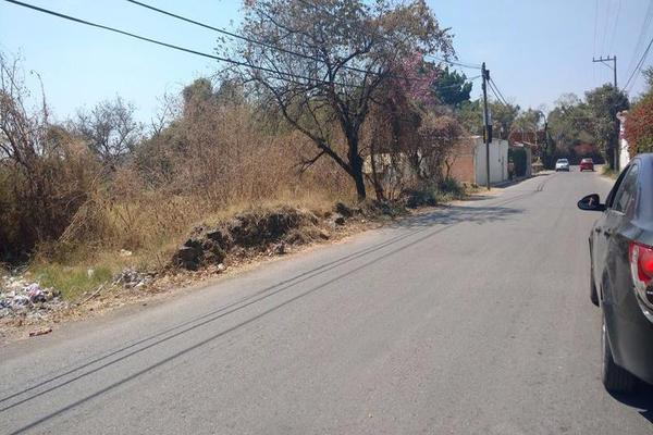 Foto de terreno habitacional en venta en  , centro jiutepec, jiutepec, morelos, 7962226 No. 02