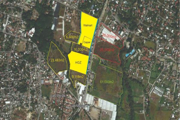 Foto de terreno habitacional en renta en  , centro jiutepec, jiutepec, morelos, 7962403 No. 02