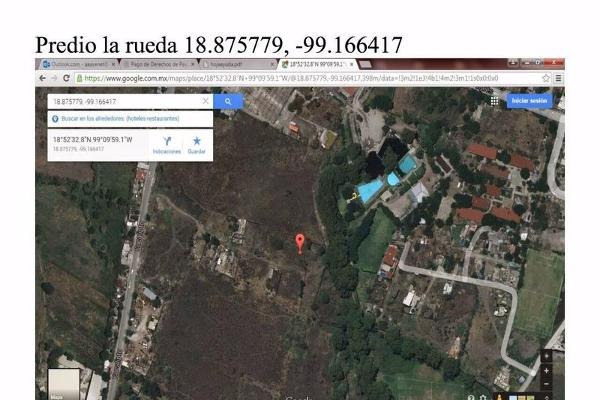 Foto de terreno habitacional en venta en  , centro jiutepec, jiutepec, morelos, 8426053 No. 01