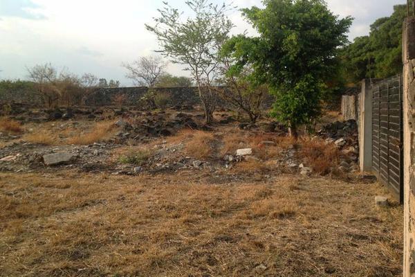 Foto de terreno habitacional en venta en  , centro jiutepec, jiutepec, morelos, 8426053 No. 03