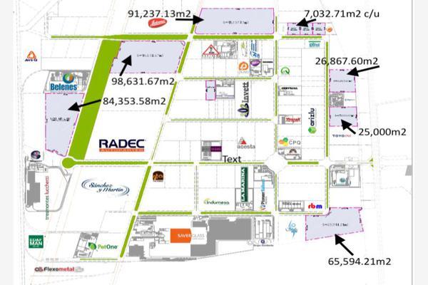Foto de terreno industrial en venta en  , centro lógistico jalisco area industrial, acatlán de juárez, jalisco, 5634951 No. 01