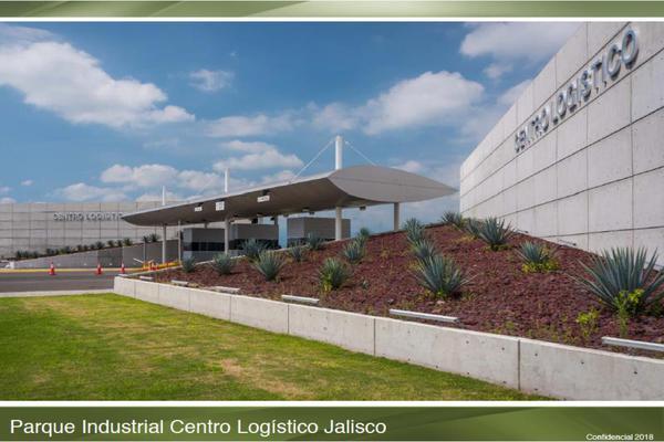 Foto de terreno industrial en venta en  , centro lógistico jalisco area industrial, acatlán de juárez, jalisco, 5634951 No. 02