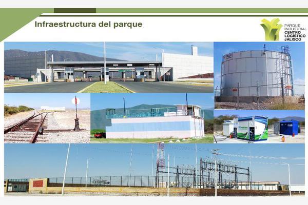 Foto de terreno industrial en venta en  , centro lógistico jalisco area industrial, acatlán de juárez, jalisco, 5634951 No. 03