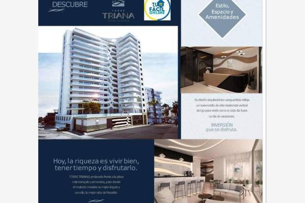Foto de departamento en venta en  , centro, mazatlán, sinaloa, 9918162 No. 02