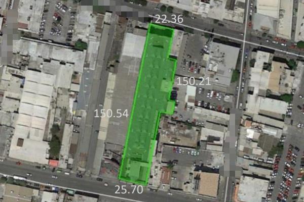 Foto de terreno comercial en venta en  , centro, monterrey, nuevo león, 14037946 No. 01