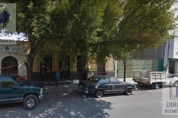 Foto de edificio en venta en  , centro, monterrey, nuevo león, 17459005 No. 01