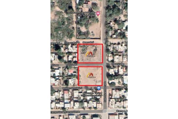 Foto de terreno habitacional en venta en  , centro norte, hermosillo, sonora, 19582279 No. 01