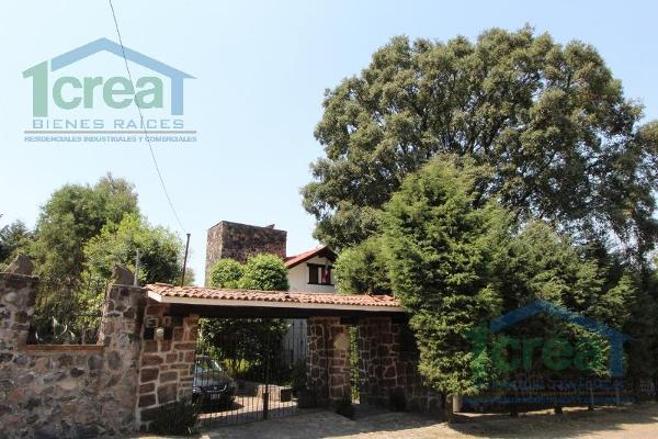Foto de casa en venta en  , centro ocoyoacac, ocoyoacac, méxico, 7466025 No. 01