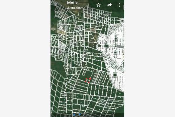 Foto de terreno habitacional en venta en centro ooo, baca, baca, yucatán, 9919123 No. 02