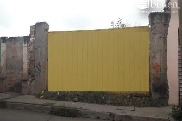 Foto de terreno habitacional en venta en  , centro sct durango, durango, durango, 9919148 No. 01