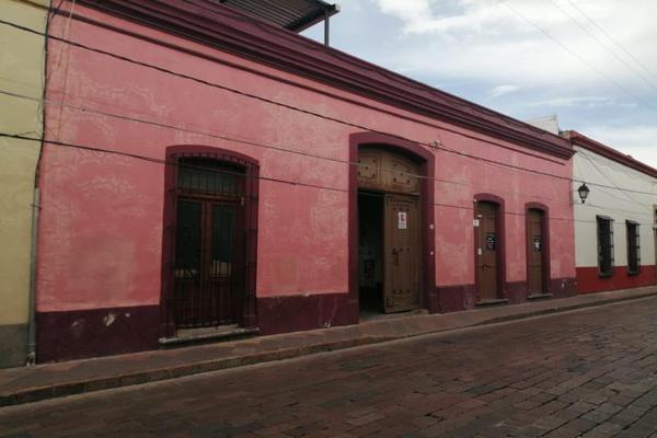 Foto de edificio en venta en  , centro sct querétaro, querétaro, querétaro, 16043613 No. 01