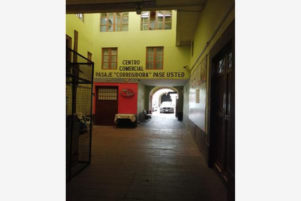Foto de edificio en venta en  , centro sct querétaro, querétaro, querétaro, 16043613 No. 02