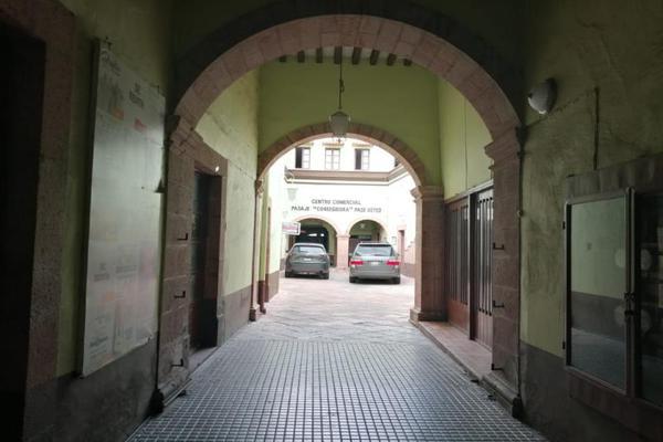 Foto de edificio en venta en  , centro sct querétaro, querétaro, querétaro, 16043613 No. 08