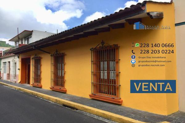 Foto de casa en venta en  , centro sct veracruz, xalapa, veracruz de ignacio de la llave, 10122335 No. 01