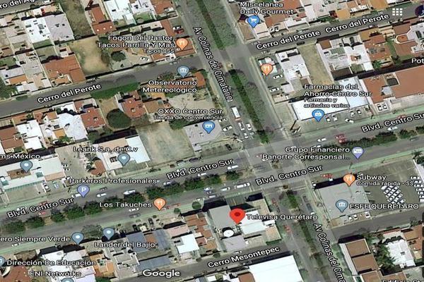 Foto de terreno comercial en renta en  , centro sur, querétaro, querétaro, 15748521 No. 01