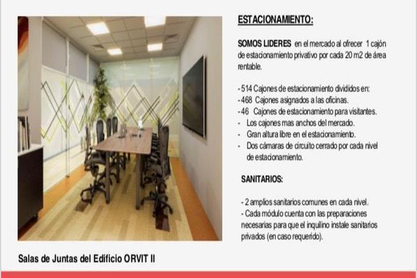 Foto de oficina en venta en  , centro sur, querétaro, querétaro, 17966546 No. 06