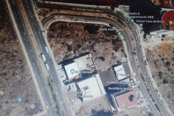 Foto de terreno habitacional en venta en  , centro sur, querétaro, querétaro, 6168784 No. 03