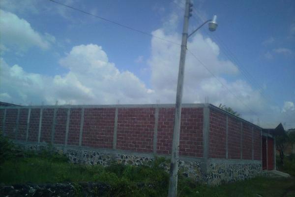 Foto de terreno habitacional en venta en  , centro, yautepec, morelos, 2730524 No. 01