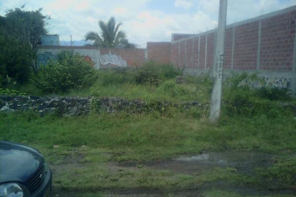 Foto de terreno habitacional en venta en  , centro, yautepec, morelos, 2730524 No. 06