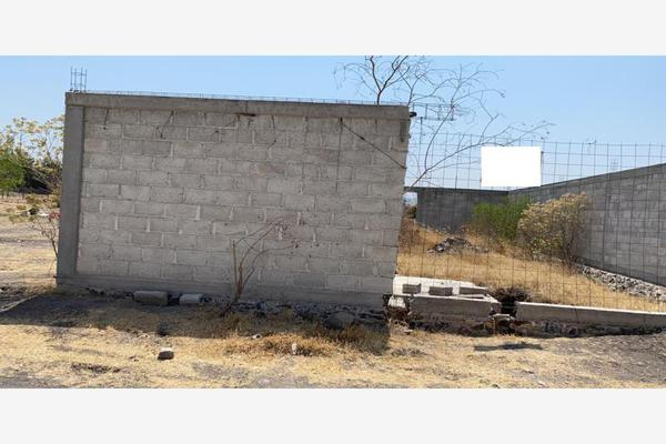 Foto de terreno habitacional en venta en ceo agua 001, el paraíso, el marqués, querétaro, 0 No. 02