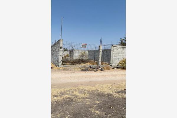 Foto de terreno habitacional en venta en ceo agua 001, el paraíso, el marqués, querétaro, 0 No. 06