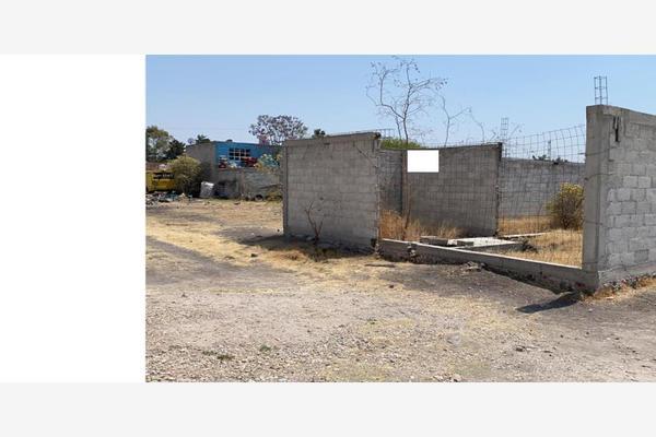 Foto de terreno habitacional en venta en ceo agua 001, el paraíso, el marqués, querétaro, 0 No. 07