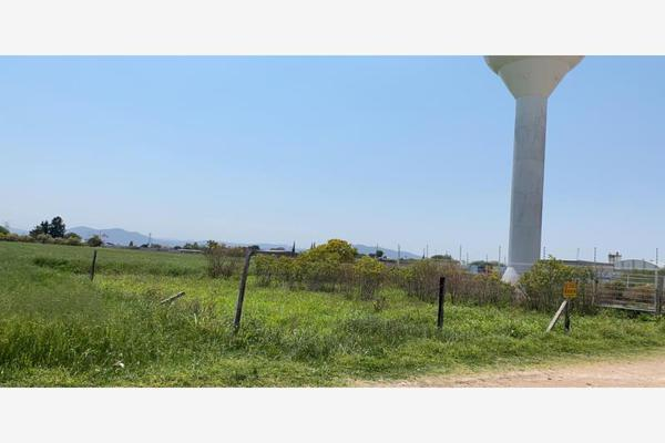 Foto de terreno habitacional en venta en ceo agua 001, el paraíso, el marqués, querétaro, 0 No. 01