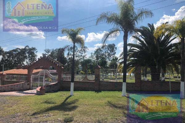 Foto de casa en venta en  , cerca blanca, yahualica de gonzález gallo, jalisco, 7953788 No. 01