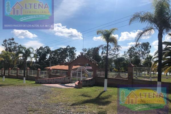 Foto de casa en venta en  , cerca blanca, yahualica de gonzález gallo, jalisco, 7953788 No. 02