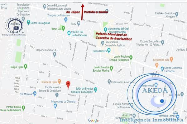 Foto de terreno industrial en venta en cerca colegio cum coacalco , república mexicana, coacalco de berriozábal, méxico, 16359592 No. 06