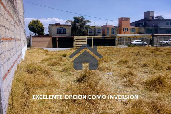 Foto de terreno habitacional en venta en cerca de avenida vicente lombardo toledano 00, santa maría totoltepec, toluca, méxico, 0 No. 02