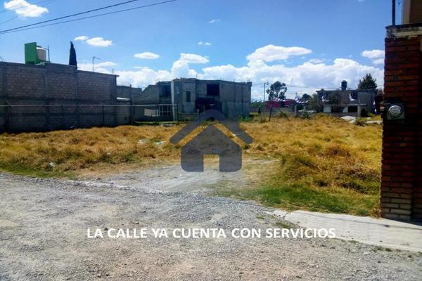 Foto de terreno habitacional en venta en cerca de avenida vicente lombardo toledano 00, santa maría totoltepec, toluca, méxico, 0 No. 04