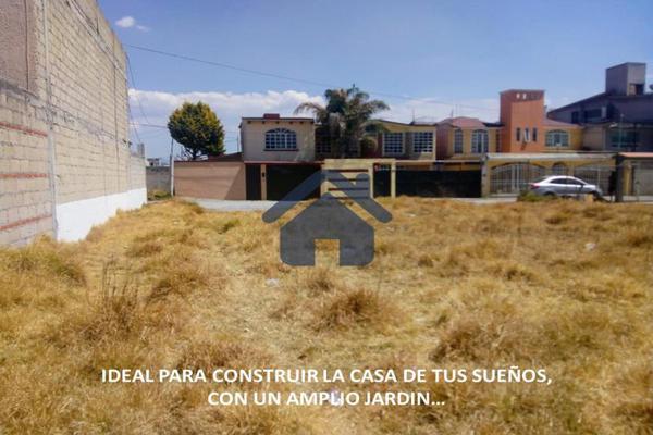 Foto de terreno habitacional en venta en cerca de avenida vicente lombardo toledano 00, santa maría totoltepec, toluca, méxico, 0 No. 06