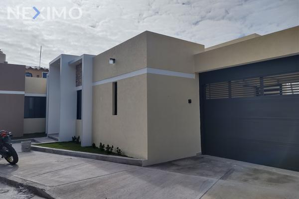 Foto de casa en venta en cerca del tecnológico 11165, formando hogar, veracruz, veracruz de ignacio de la llave, 18809009 No. 01