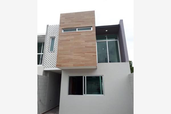 Foto de casa en venta en cercana a diaz miron 12, vista alegre, boca del río, veracruz de ignacio de la llave, 5921773 No. 01