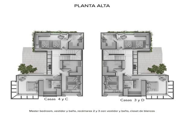 Foto de casa en venta en cerrada arteaga y salazar , el ébano, cuajimalpa de morelos, df / cdmx, 19246349 No. 22