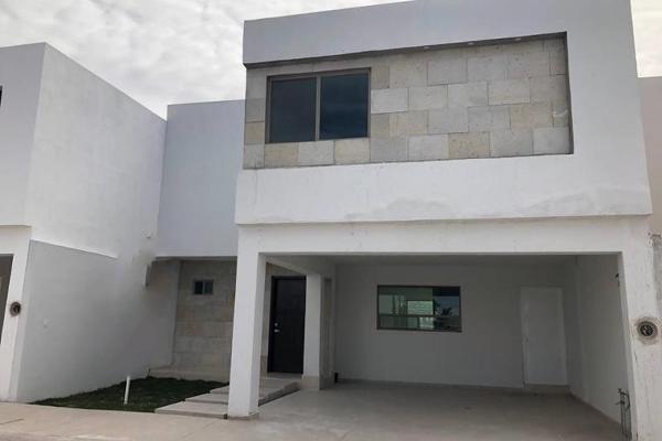 Foto de casa en venta en cerrada aveztruz , fraccionamiento lagos, torreón, coahuila de zaragoza, 6194196 No. 01