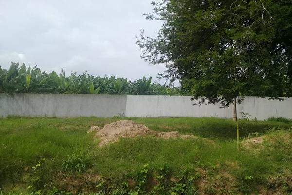 Foto de terreno habitacional en venta en cerrada barco , el carmen, nacajuca, tabasco, 8385484 No. 02
