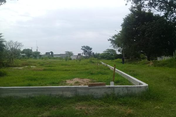 Foto de terreno habitacional en venta en cerrada barco , el dorado, nacajuca, tabasco, 8385484 No. 05