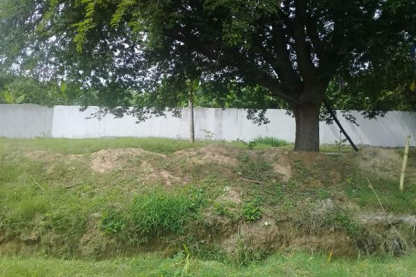 Foto de terreno habitacional en venta en cerrada barco , el carmen, nacajuca, tabasco, 8385484 No. 01