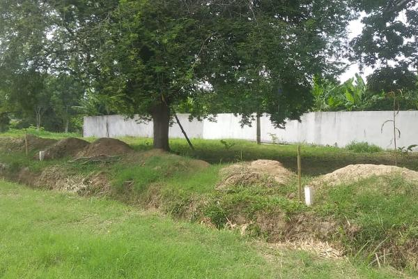 Foto de terreno habitacional en venta en cerrada barco , el carmen, nacajuca, tabasco, 8385484 No. 03