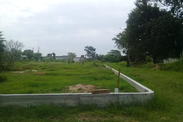 Foto de terreno habitacional en venta en cerrada barco , el carmen, nacajuca, tabasco, 8385484 No. 05